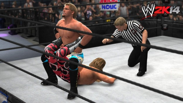 WWE 2K14 Screenshot #52 for PS3