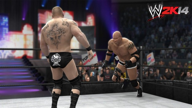WWE 2K14 Screenshot #55 for PS3