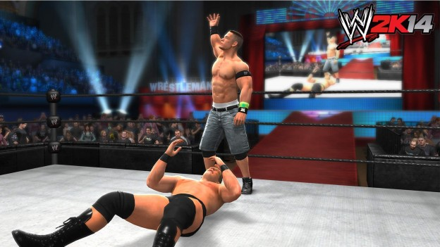 WWE 2K14 Screenshot #56 for PS3