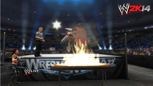 WWE 2K14 Screenshot #57 for PS3