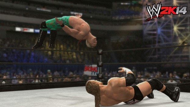 WWE 2K14 Screenshot #73 for Xbox 360