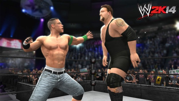 WWE 2K14 Screenshot #76 for Xbox 360