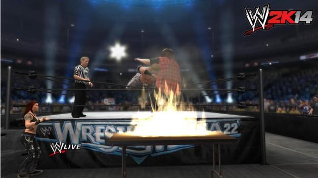 WWE 2K14 Screenshot #79 for Xbox 360