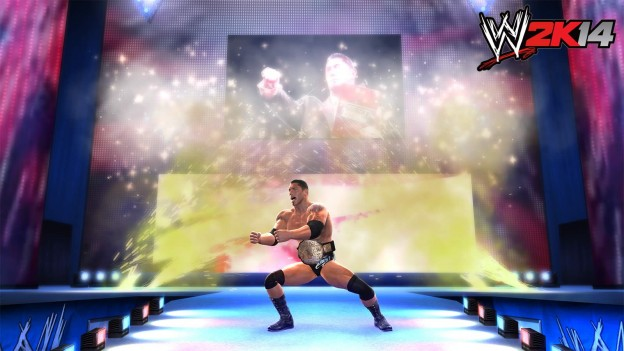 WWE 2K14 Screenshot #81 for Xbox 360