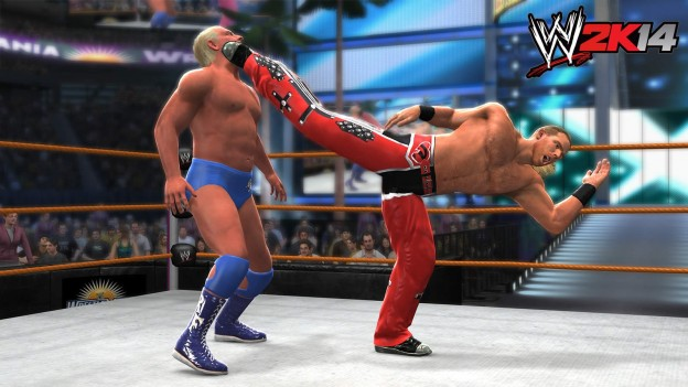WWE 2K14 Screenshot #82 for Xbox 360