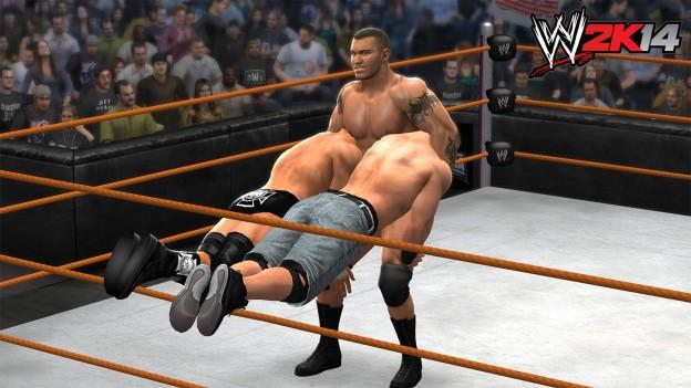 WWE 2K14 Screenshot #83 for Xbox 360