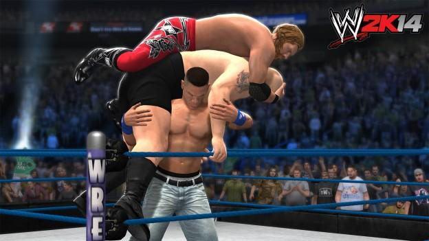 WWE 2K14 Screenshot #62 for PS3