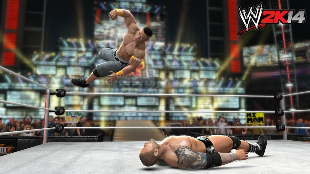 WWE 2K14 Screenshot #64 for PS3