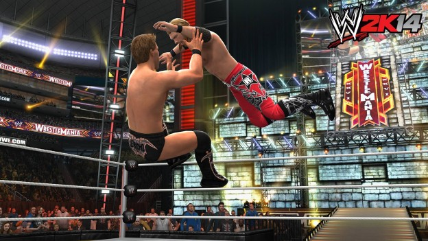WWE 2K14 Screenshot #65 for PS3
