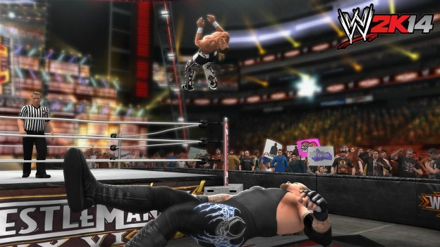 WWE 2K14 Screenshot #66 for PS3