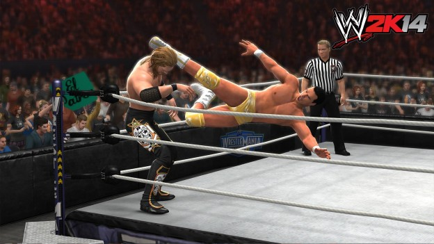 WWE 2K14 Screenshot #67 for PS3