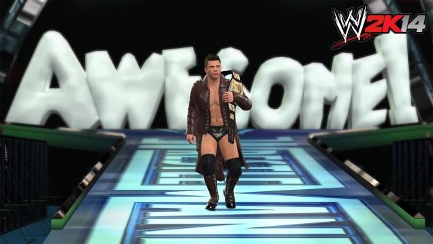 WWE 2K14 Screenshot #68 for PS3