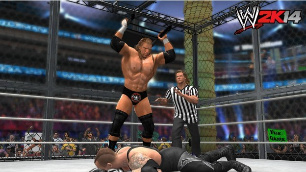 WWE 2K14 Screenshot #71 for PS3