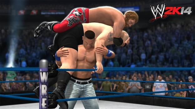 WWE 2K14 Screenshot #84 for Xbox 360
