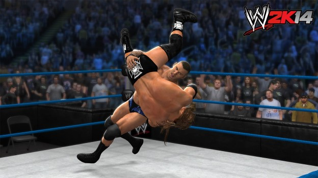 WWE 2K14 Screenshot #85 for Xbox 360