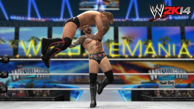 WWE 2K14 Screenshot #91 for Xbox 360