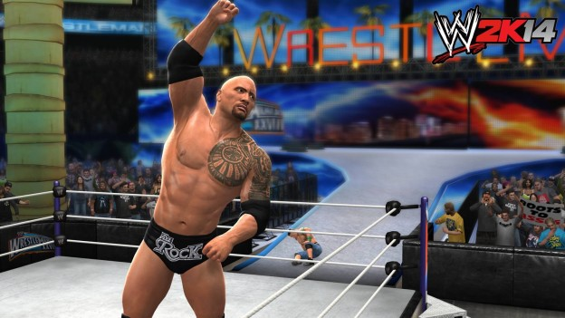 WWE 2K14 Screenshot #92 for Xbox 360