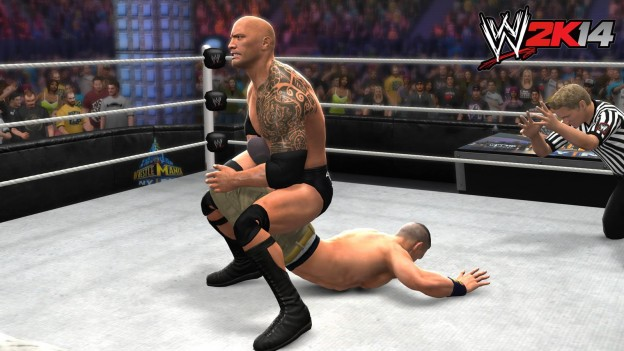 WWE 2K14 Screenshot #94 for Xbox 360