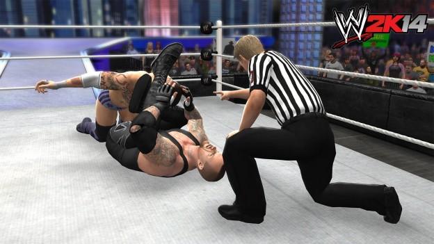 WWE 2K14 Screenshot #95 for Xbox 360