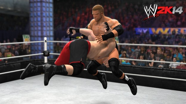 WWE 2K14 Screenshot #96 for Xbox 360