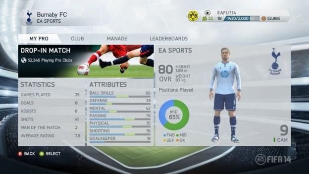 FIFA Soccer 14 Screenshot #55 for Xbox 360