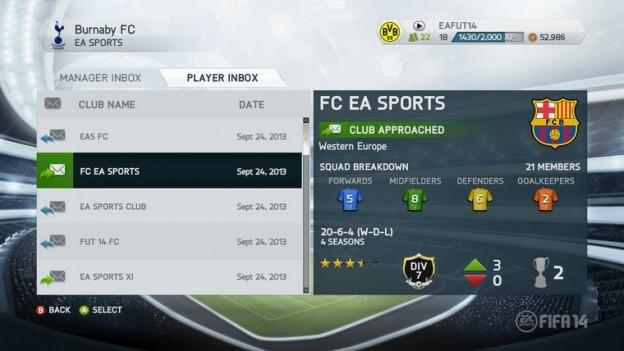 FIFA Soccer 14 Screenshot #33 for PS3