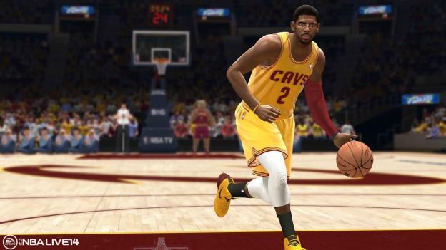 NBA Live 14 Screenshot #45 for Xbox One