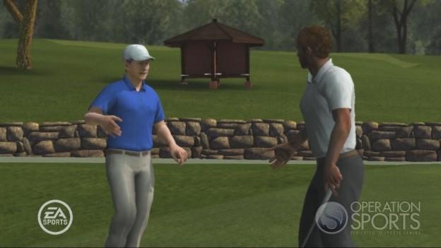 Tiger Woods PGA Tour 09 Screenshot #1 for Xbox 360