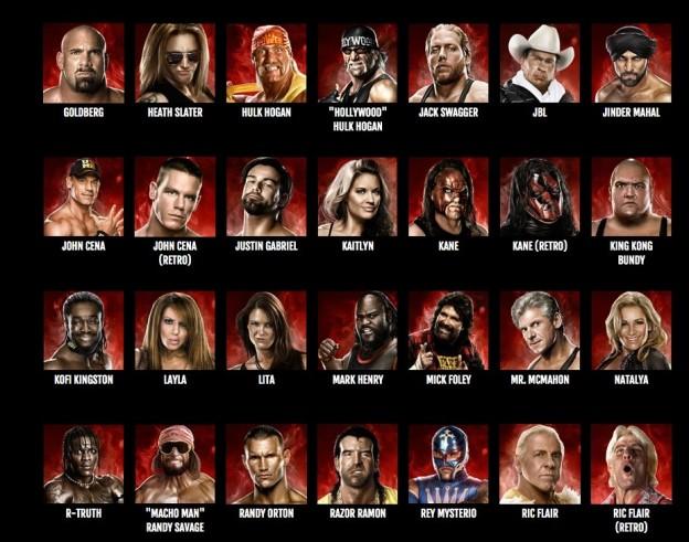 WWE 2K14 Screenshot #98 for Xbox 360