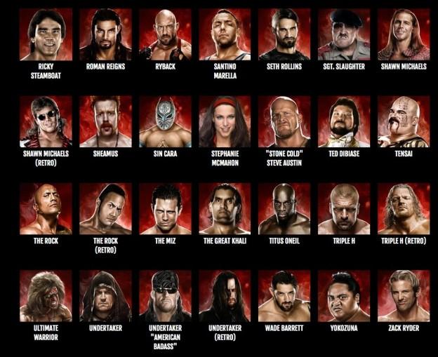 WWE 2K14 Screenshot #99 for Xbox 360