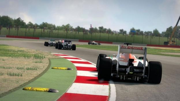 F1 2013 Screenshot #42 for Xbox 360