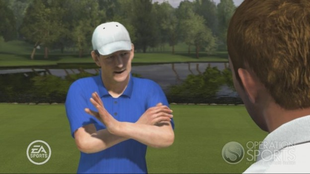 Tiger Woods PGA Tour 09 Screenshot #2 for Xbox 360