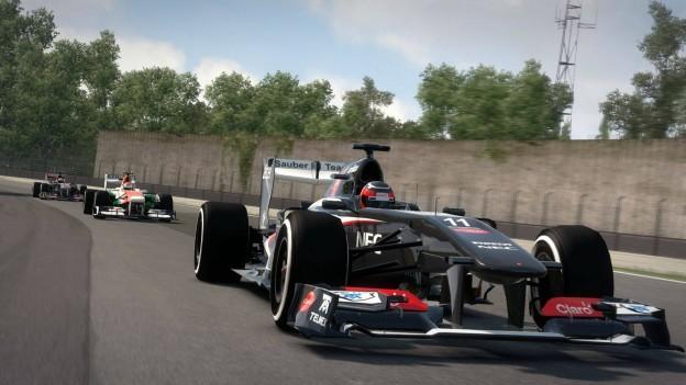F1 2013 Screenshot #27 for PS3