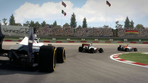 F1 2013 Screenshot #29 for PS3
