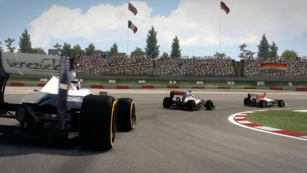 F1 2013 Screenshot #29 for PS3
