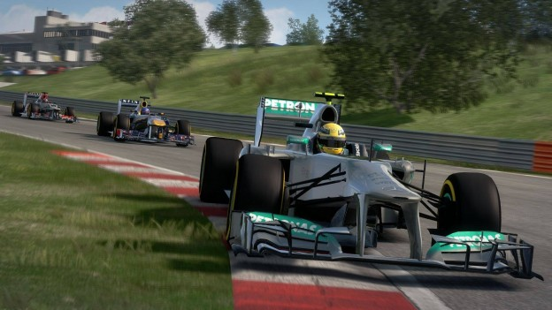 F1 2013 Screenshot #31 for PS3