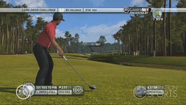 Tiger Woods PGA Tour 09 Screenshot #3 for Xbox 360