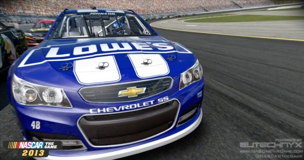 NASCAR The Game: Inside Line Screenshot #44 for Xbox 360