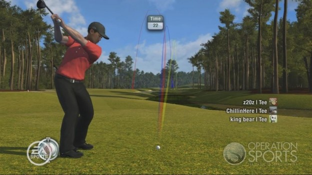 Tiger Woods PGA Tour 09 Screenshot #4 for Xbox 360