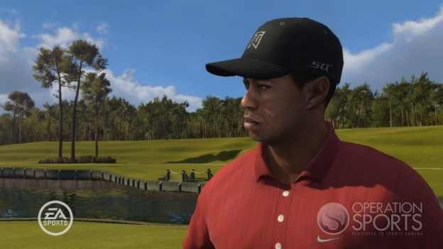 Tiger Woods PGA Tour 09 Screenshot #7 for Xbox 360
