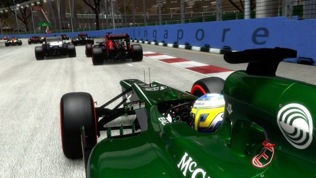 F1 2013 Screenshot #36 for PS3