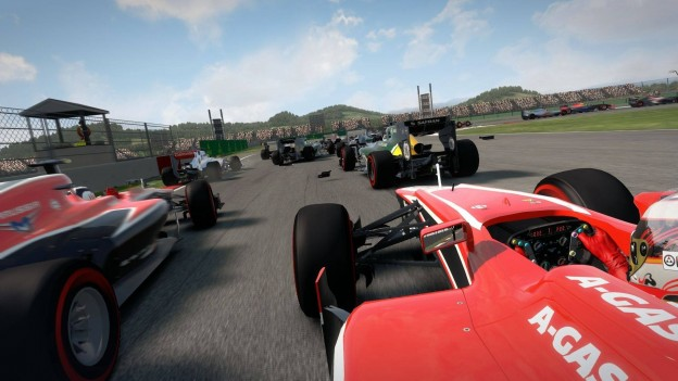 F1 2013 Screenshot #39 for PS3