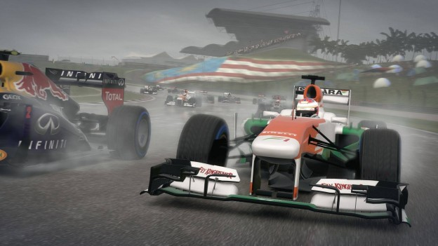 F1 2013 Screenshot #41 for PS3