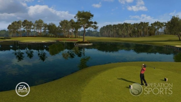 Tiger Woods PGA Tour 09 Screenshot #8 for Xbox 360