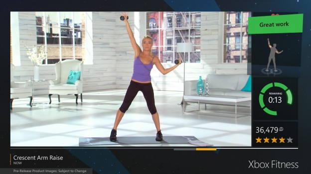 Xbox Fitness Screenshot #1 for Xbox One