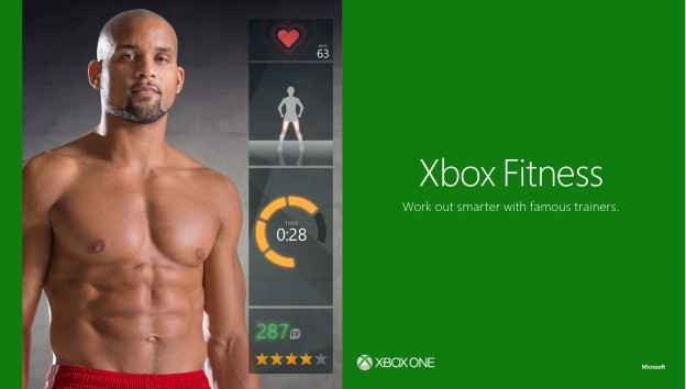 Xbox Fitness Screenshot #9 for Xbox One
