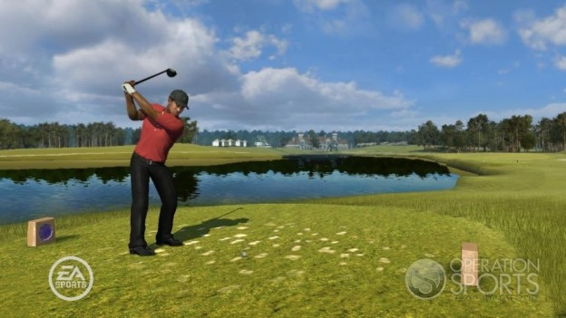Tiger Woods PGA Tour 09 Screenshot #9 for Xbox 360