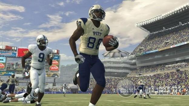 NCAA Football 09 Screenshot #27 for Xbox 360