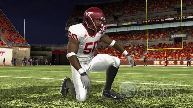 NCAA Football 09 Screenshot #28 for Xbox 360