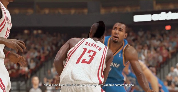 NBA 2K14 Screenshot #5 for Xbox One